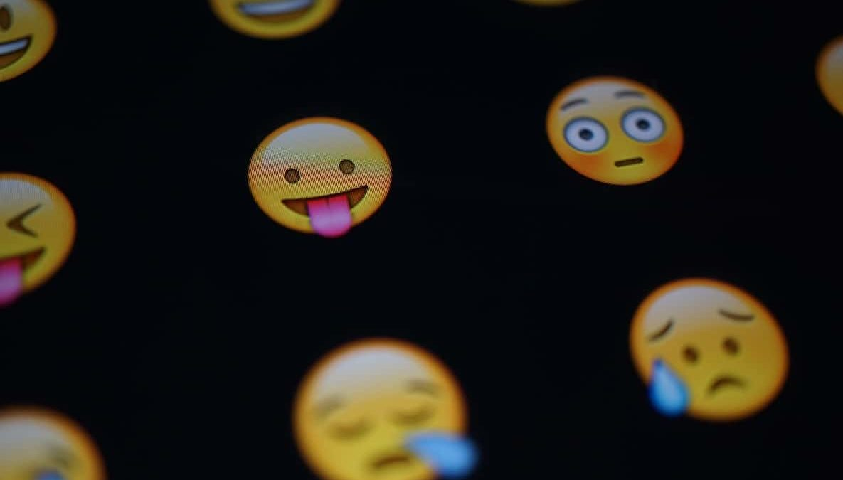 What Does Your Choice of Emoji Say About You?